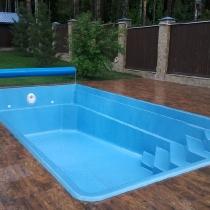 Строительство бассейнов в Чехове